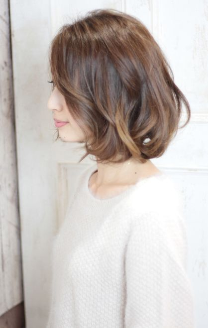 2013 Fall latest trend hair | Jiyugaoka-Gakugeidaigaku-Nakameguro of beauty salon Maria by afloat of hair style | Rasysa (Rashi)