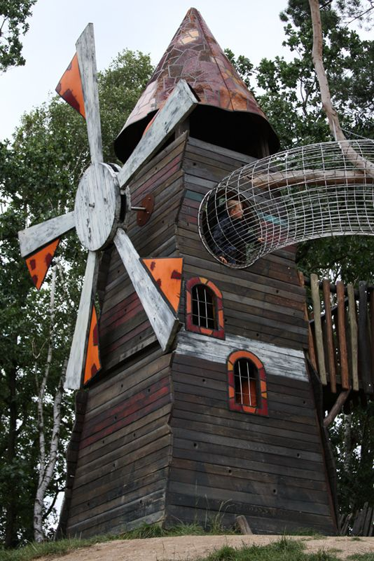 playscapes: The Playscapes of Kulturinsel Einsiedel