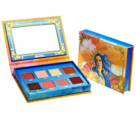 NEW from Lime Crime: Venus, The Grunge Palette