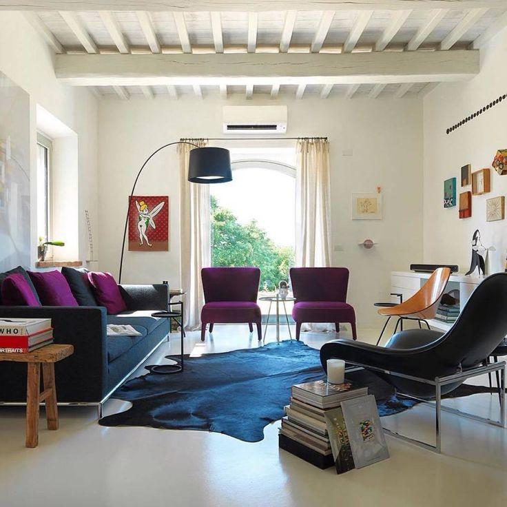 Grandi idee per rendere il soggiorno accogliente. #soggiorno #ideearredo  https://www.homify.it/librodelleidee/286430/7-grandi-idee-per-rendere-il-soggiorno-accogliente