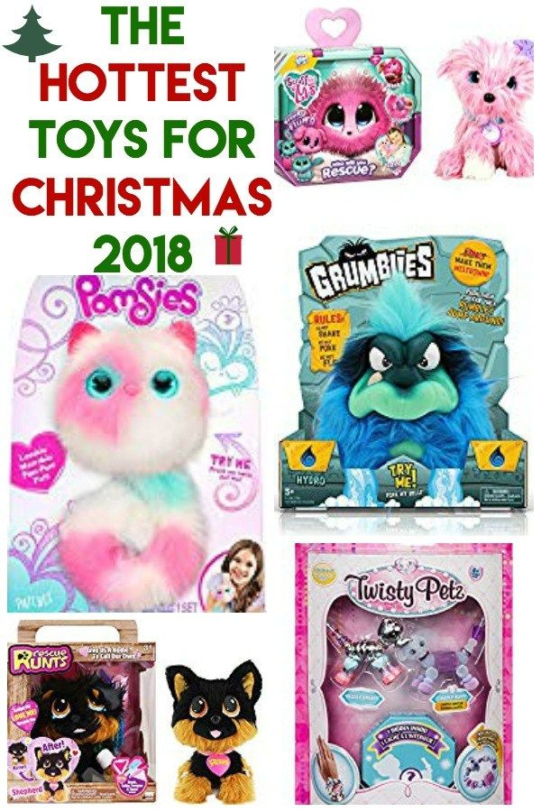 a5c106bc5f2 The Hottest Christmas Toys of 2018! Your one stop shop for all the most  wanted toys for this holiday season! Hurry get them before they re gone!
