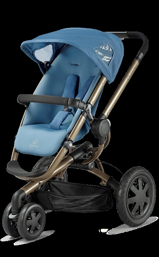 Quinny Buzz stroller or pushchair   The newest model ...