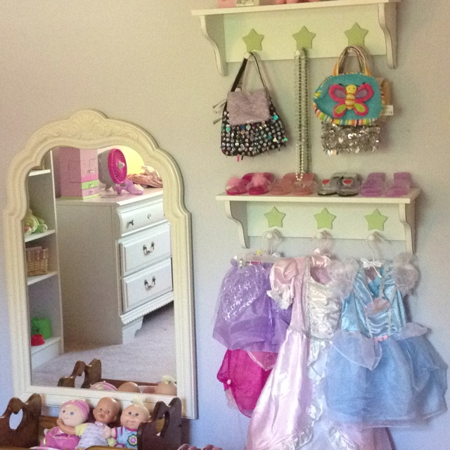 63 best Little Girl Bedrooms images on Pinterest Bedroom