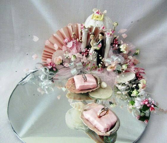 Engagement Tray Decorative Ideas