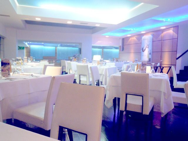 Pesquera Jaramillo in Parque 93 - a seafood restaurant that many consider the best in the city of 8 million people.