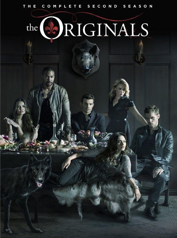 The Originals The Complete Second Season Dvd The Originals Tv