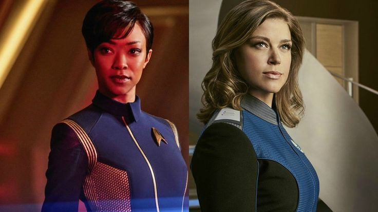 Do you like weekly adventures in space? How about epic space battles? Then The Orville and Star Trek: Discovery may fit the bill, if you're a Trekkie.