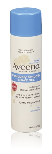 POSITIVELY SMOOTH® SHAVE GEL