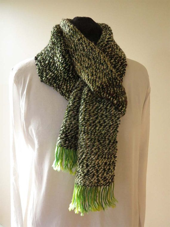 Check out this item in my Etsy shop https://www.etsy.com/au/listing/470074432/rainforest-hues-scarf-in-alpaca-and
