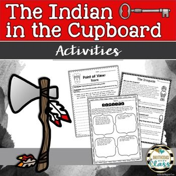 The Indian in the Cupboard: Reading Response Activities an