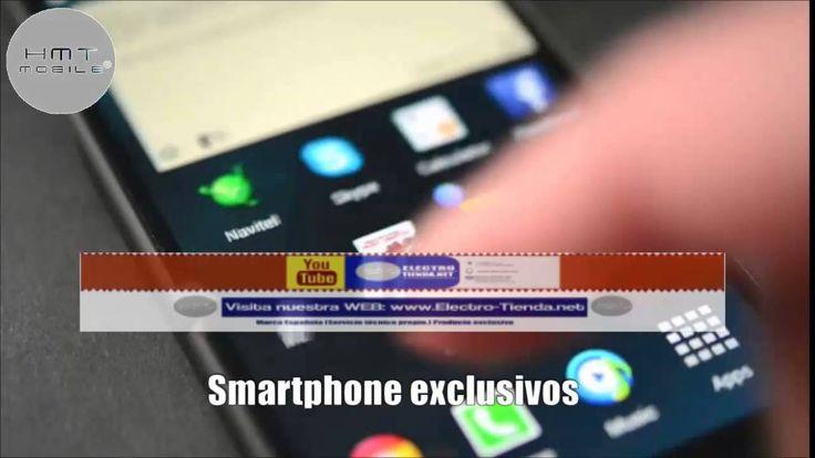 Smartphone | Gama Superior marca Española, Smartphone   http://smartphone.electro-tienda.net/ Visita el blog de la Marca Oficina HMT Mobile y te enterarás de todas las Novedades que vamos incorporando. Los mejores Clientes, están con HMT MOBILE