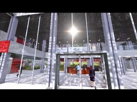 REC CBA - Planta de Reciclaje de Residuos Sólidos Urbanos- Tesis de Arquitectura Leguizamon / Moneti - YouTube