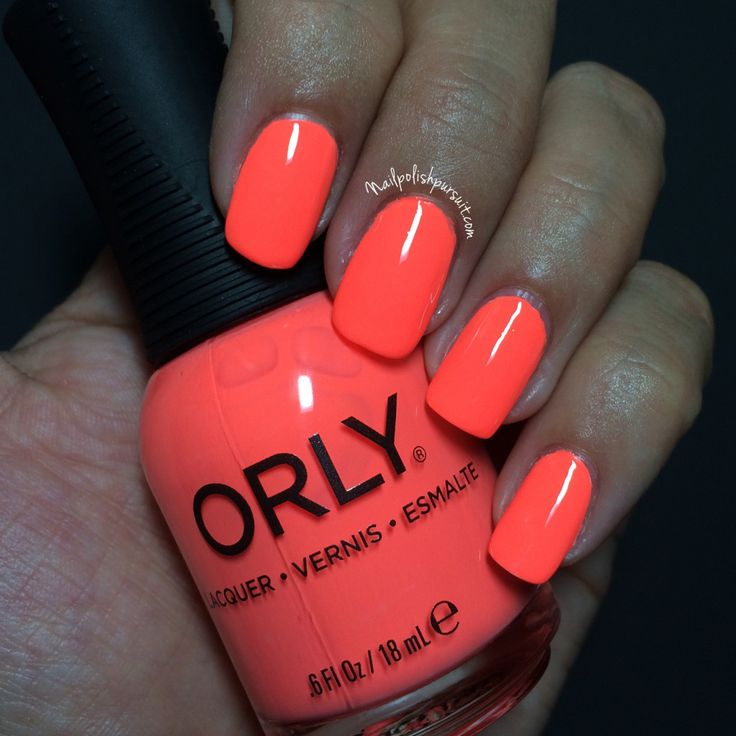 Push the Limit by Orly | Adrenaline Rush Summer 2015 Collection