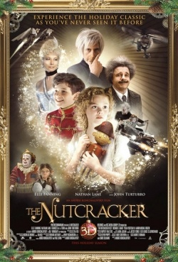 The Movie The Nutcracker in 3D brought the Christmas classic to audiences. Set in 1920's Vienna, the story centers around nine year old Mary (Elle...