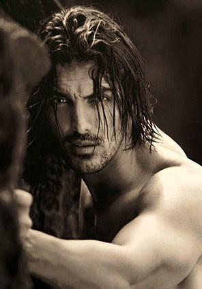 Desi Indian Bollywood Actor John Abraham - John Abraham Bollywood Actor (b.17 Dec 1972) is an Indian film actor, producer and former model. - ♥ Rhea Khan