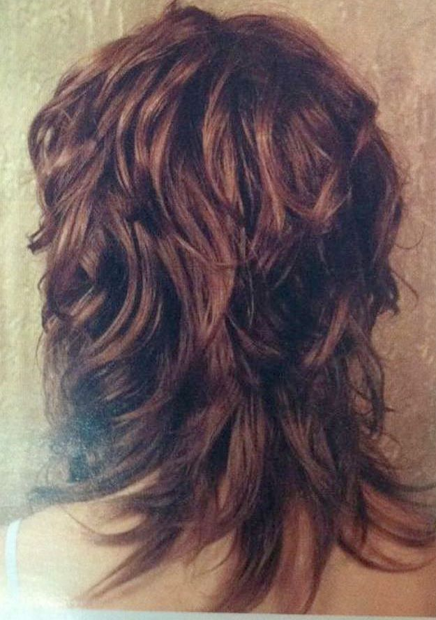 Pin On Shaggy Layered Hairstyles