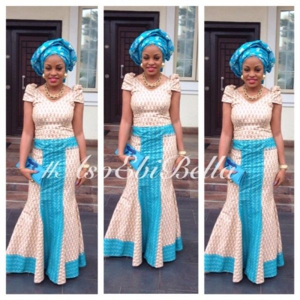 Bellanaija asoebi aso ebi asoebibella nigerian traditional for African wedding dresses for guests
