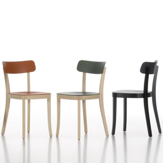 Basel Chair by Jasper Morrison for Vitra.