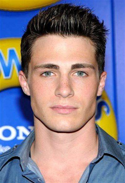 Bottomless Blue Eyes Of Colton Hayns