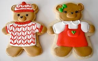 www.ohsugareventplanning.blogspot.com    - amazing decorated cookies: Cookies Ideas, Amazing Cookies, Bear Cookies, Bears Cookies, Christmas Cookies, Cookies Decor, Decorated Cookies, Cookies Christmas, Decor Cookies1