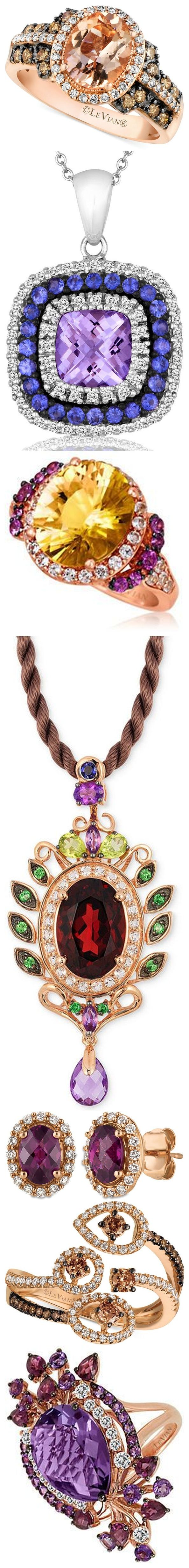 Le Vian a breathtaking line of Jewelry. For more Le Vian checkout my board dedicated to this beautiful line. https://www.pinterest.com/indaboxwitdat/le-vian-a-beautiful-line-of-jewelry/