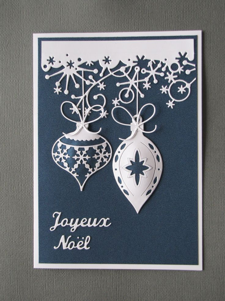 Image result for Memory Box Snowflake ornament + cards