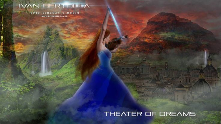 Orchestral epic Trailer music - Theater of Dreams by Ivan Bertolla