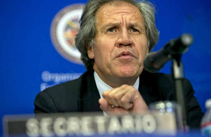 """#Media #Oligarchs #Banks vs #union #occupy #BLM #SDF #Humanity    OAS expresses concern over reactivation of Nica Act    https://plus.google.com/u/0/111262982046184002072/posts/C8rdHc2vFSs  The Secretary General of the continental organization, Luis Almagro, indicated that this situation """"is not a constructive contribution"""" to the work between the Government of Nicaragua and the OAS  The General Secretariat of the Organization of Amer"""
