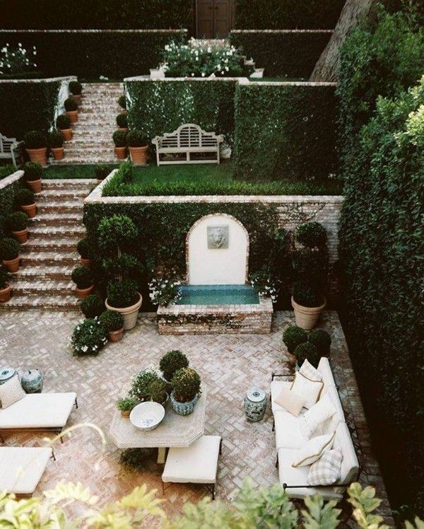 Best 25 terraced garden ideas on pinterest terraced for Terrace garden ideas