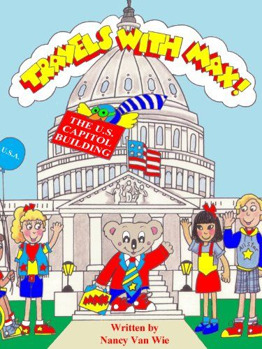 Travels with MAX to the U.S. Capitol Building