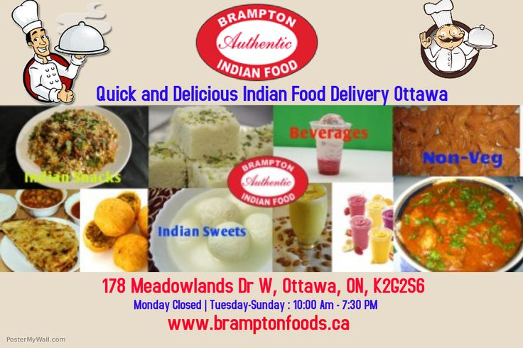 Quick and Delicious Indian Food Delivery Ottawa. Try some amazing dishes like Paneer Pakoda, Ice Cream, Snacks, Paan, Pre marinated Meats and many more.