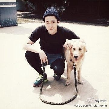 Siwon Weibo Update   140319 崔始源: sorry bugsy.. :^)