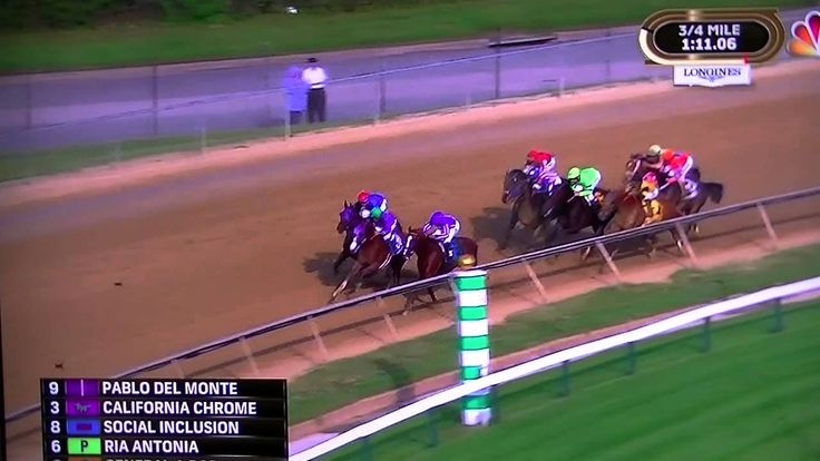 Watching a great horse is a special thing.  CA Chrome wins the 2nd leg of the 2014 Triple Crown.  Can his heart and body fight of the greatest challenge, the Belmont Stakes?  He is also an AP Indy/Mr. P/Northern Dancer horse, just like Encore!
