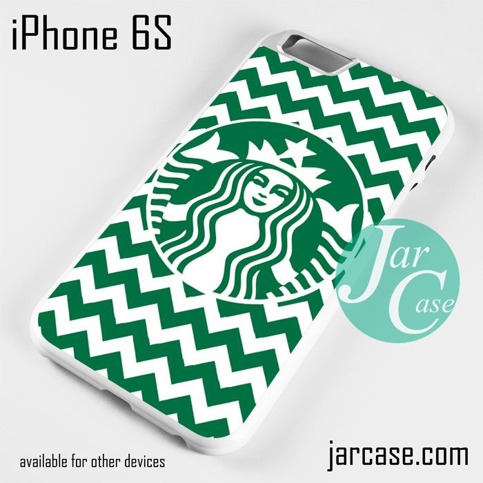 Starbucks Original Chevron Phone case for iPhone 6/6S/6 Plus/6S plus
