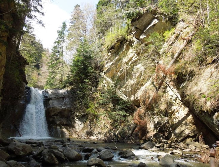 Cascada Pruncea – Caşoca
