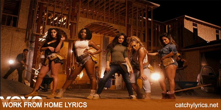 Work from Home Lyrics: The lovely amazing English song lyrics from the album 7/24 that is sung by Fifth Harmony and Ty Dolla Sign. This...[ReadMore..]