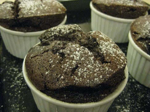 Chocolate Espresso Banana Souffle - From The Bootleg Cook http ...