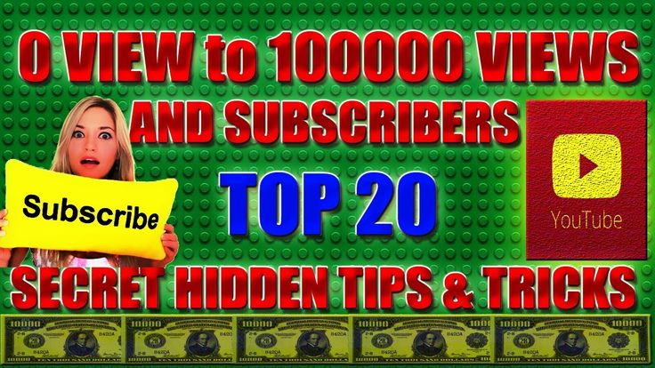 0 to 1000000 Views and Subscribers on Youtube Channel Top 20 Youtube SEO...