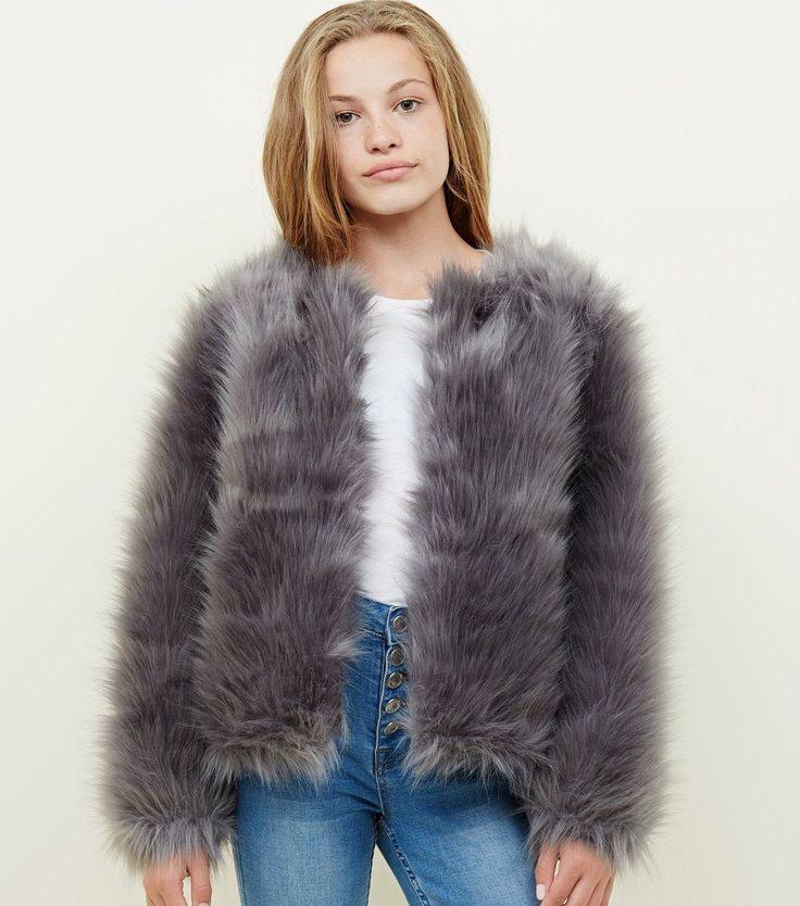 koala fur jacket - 736×834
