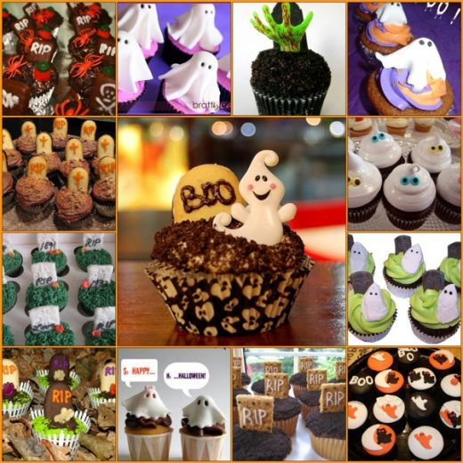 13 best Halloween Cupcake ideas images on Pinterest Halloween - cupcake decorating for halloween