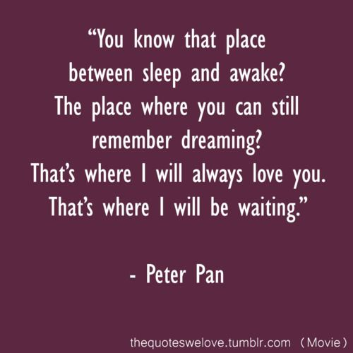 the place between sleep and awake