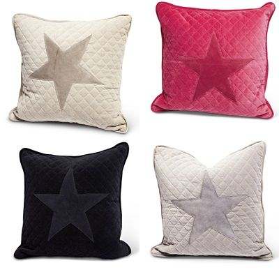 NEW Matching Cushion covers from florence Design with suede leather patch!