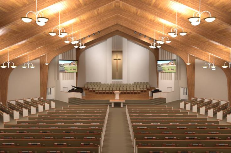Program 1 consists of the church or sanctuary turning over - Color schemes for interior design ...