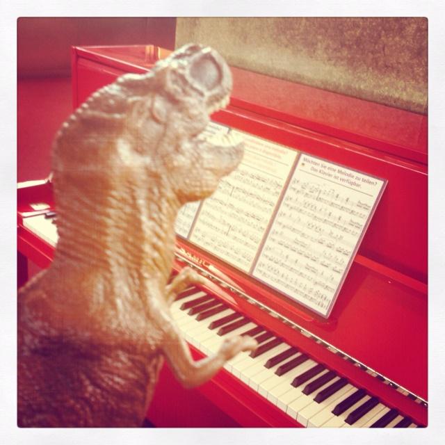 Play it again, Rex... T-