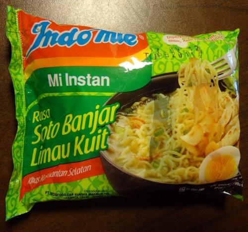 #730: Meet The Manufacturer: Indomie Mi Instan Rasa Soto Banjar Limau Kulit Khas Kalimantan Selatan