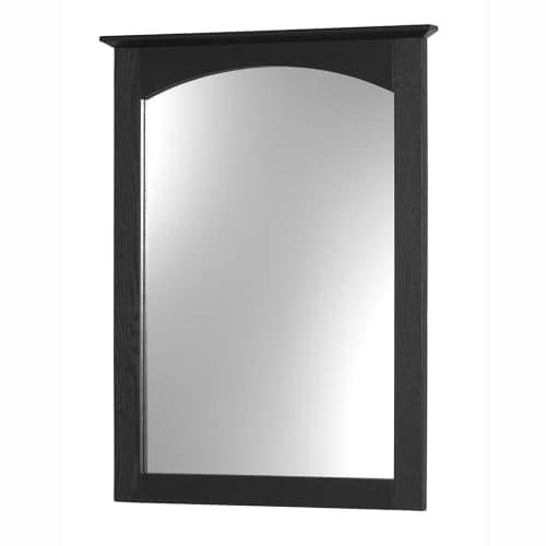 Foremost CO2128 Columbia 21 Wood Framed Bathroom Mirror (Espresso (Brown))