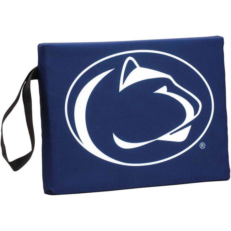 Penn State Nittany Lions Stadium Cushion - Navy Blue - $10.39