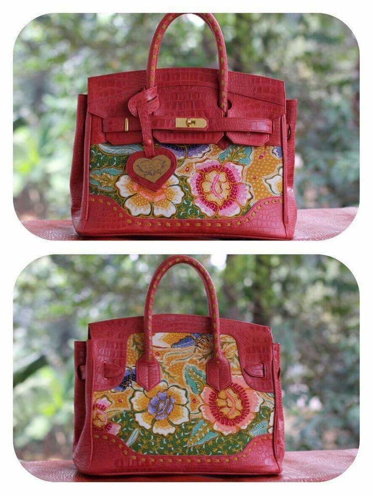 Bag by #lovelybatik