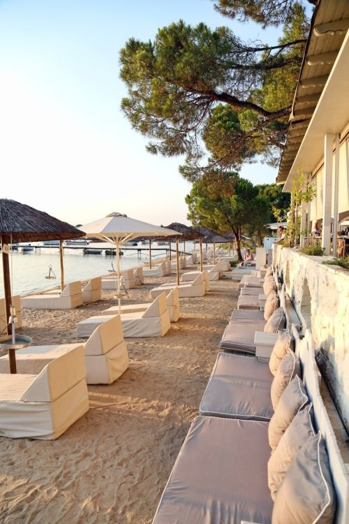 Ekies - All Senses Resort, Chalkidiki, Greece.