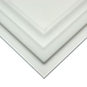 OPTIX 30 in. x 36 in. x .220 in. Acrylic Sheet MC-22 at The Home Depot - Mobile